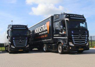 Hoekstra Opleidingen vrachtwagenens